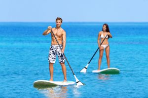 Paddleboard sandbridge watersports